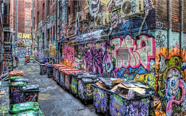 madde 6 graffiti