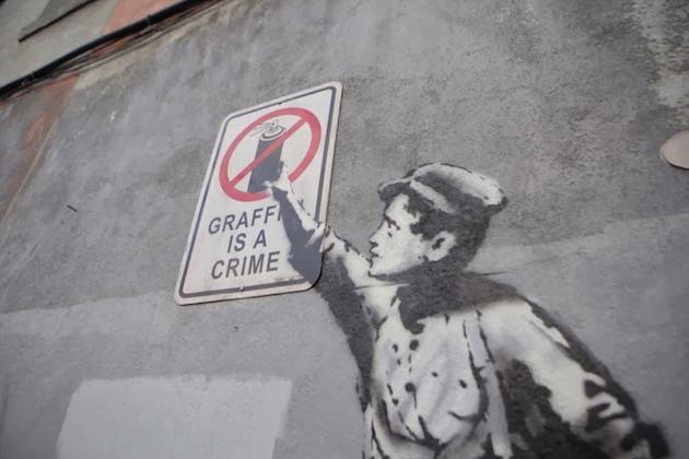 madde 7 graffiti