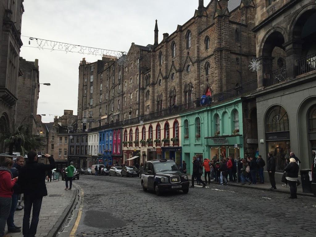 Hafta Sonu Kaçamağı: Edinburgh Yapılacaklar