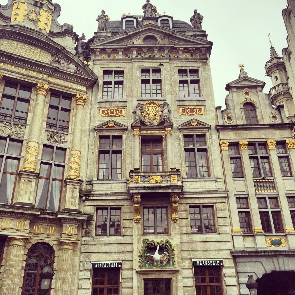 Tek Günlük Antwerp Brüksel Gezisi
