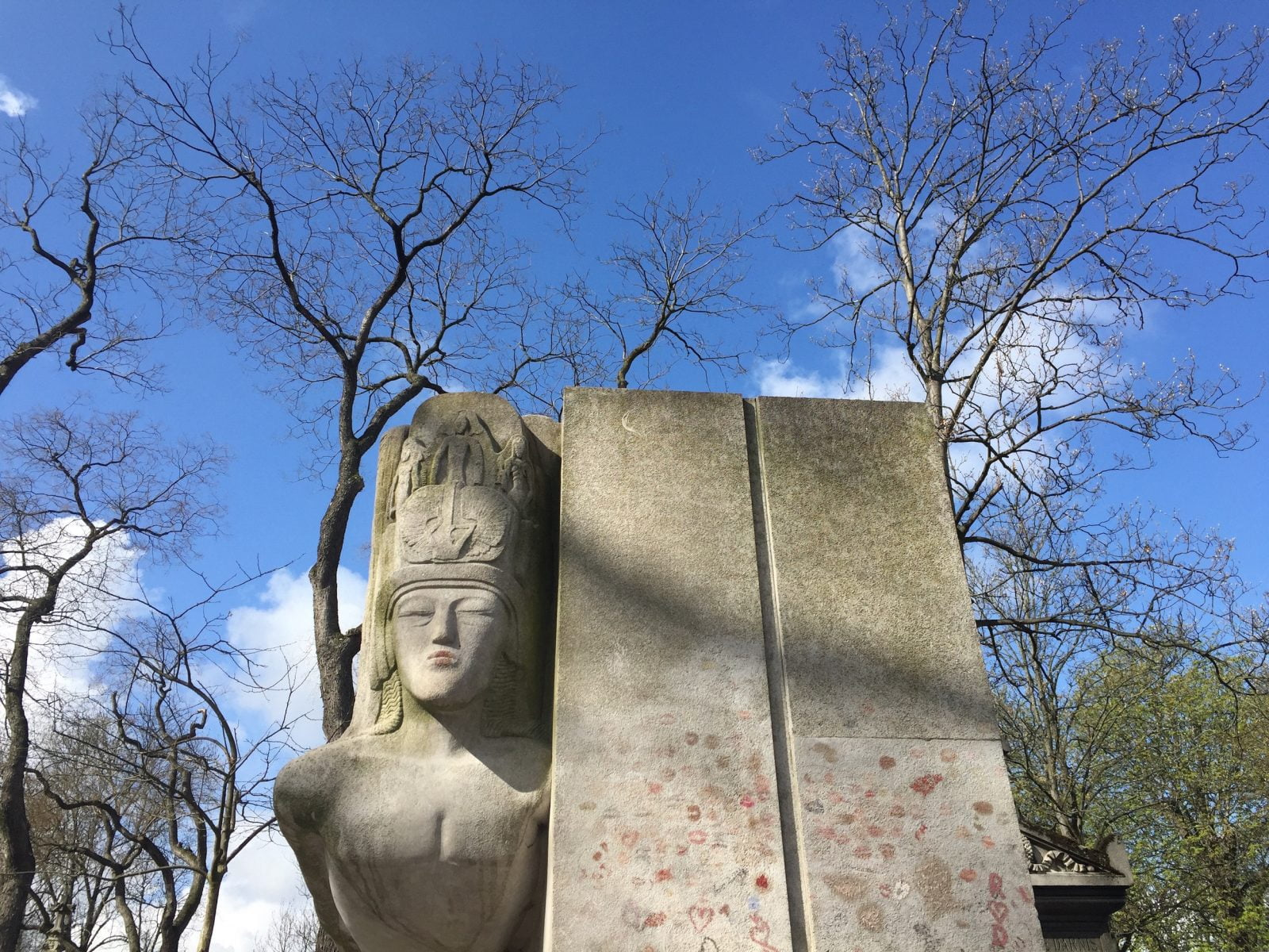 Parıs Le Pere Lachaıse Mezarlığı Gezisi