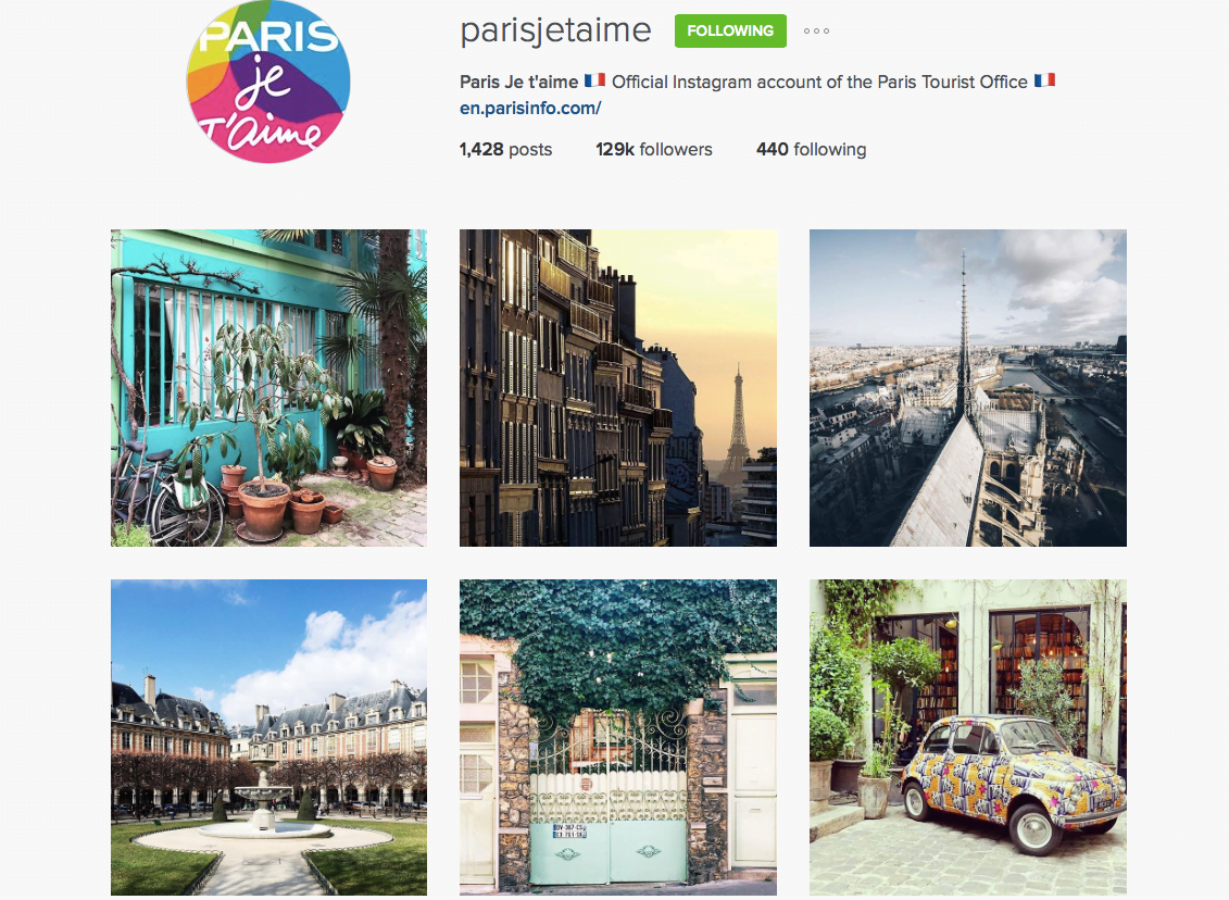 paris jetaime instagram
