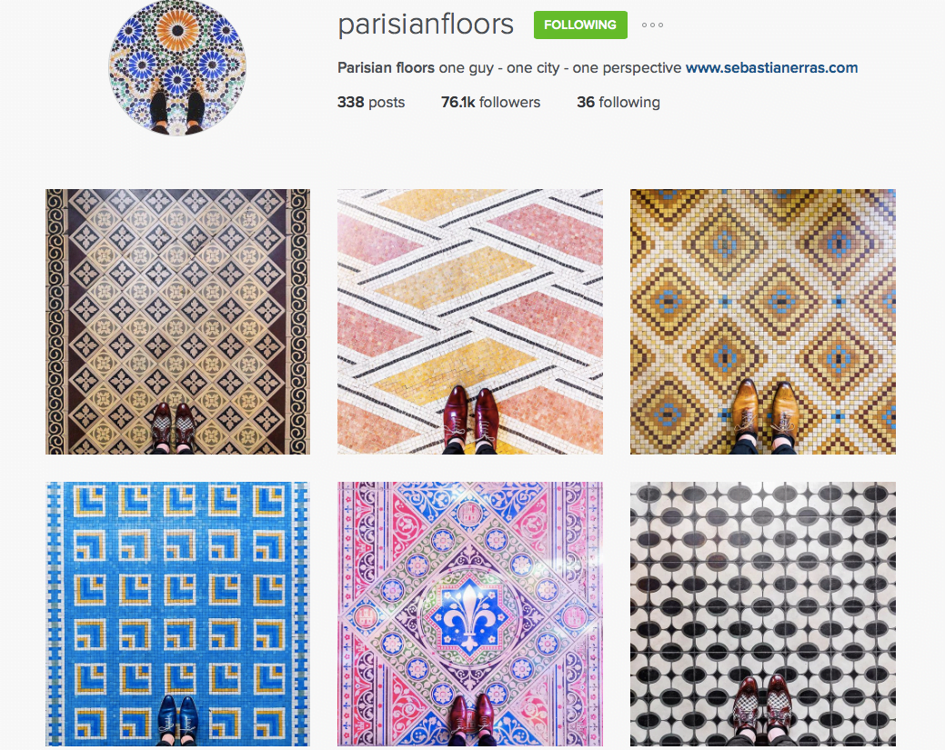 parisian floors instagram