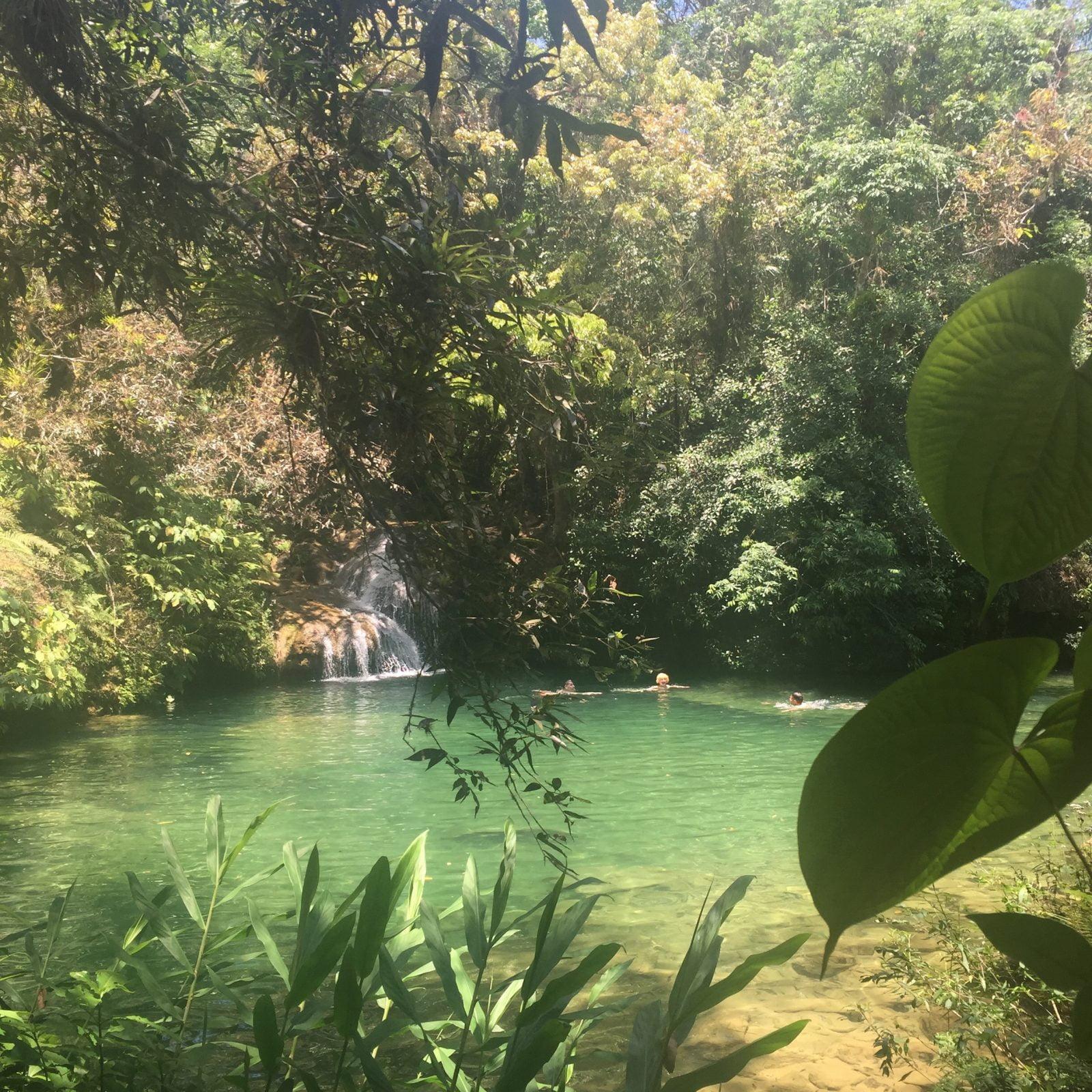 Kübada Mutlaka Gidin Guanayara Şelalesi