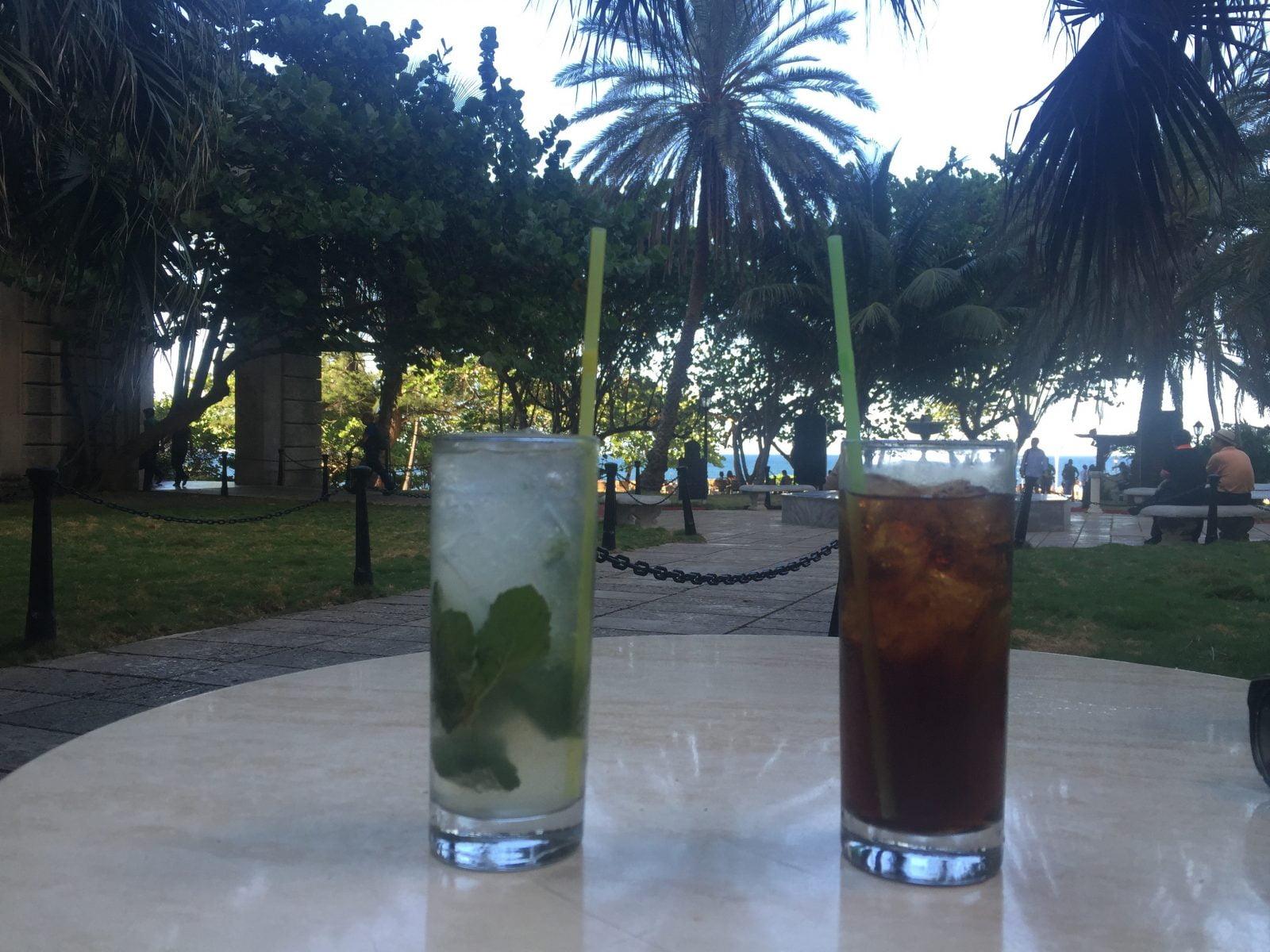 Kübanın En İyi Kokteylleri : Top 5