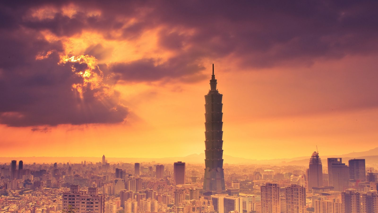 tower_building_taipei_taiwan_china_sky_clouds_sun_ray_58286_1920x1080