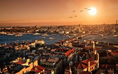 istanbul sonbahar