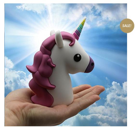 Ona Küçük Unicorn Hediyelik Eşyalar Alın