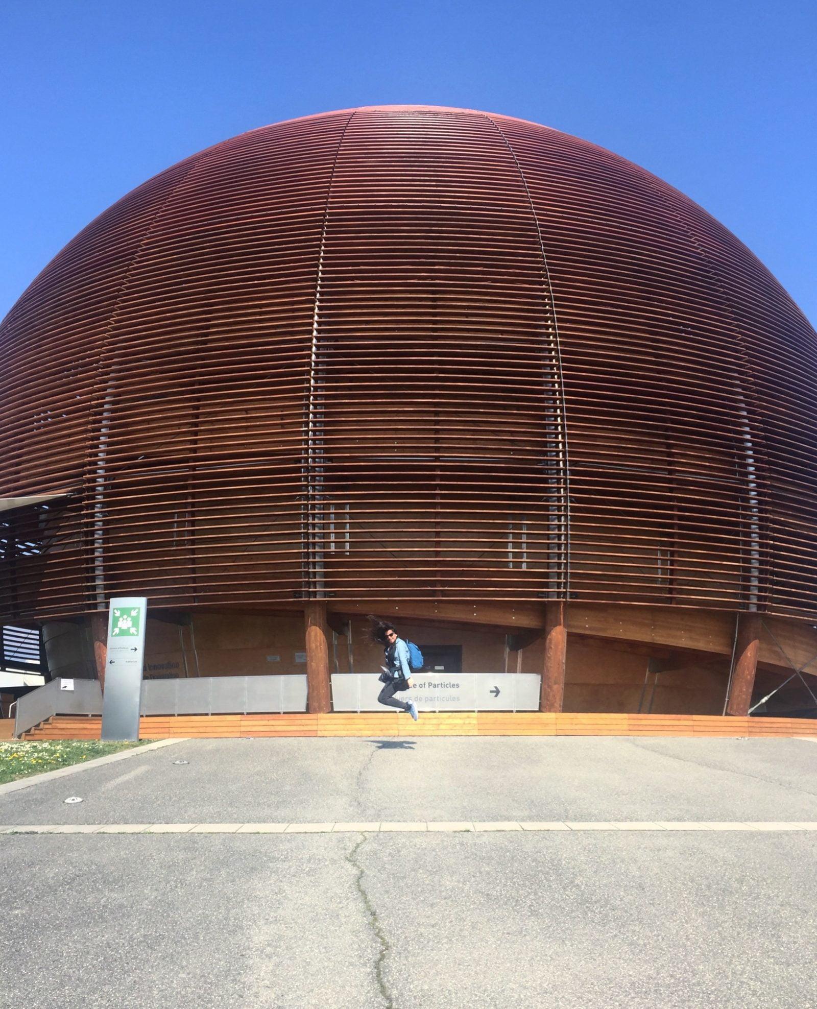 Devasa Hayalim CERN Gezisi Notları