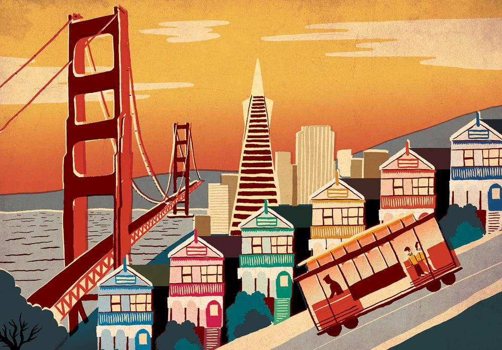 Yaşanacak Şehirler Şampiyonu: San Francisco Yapılacaklar Listesi