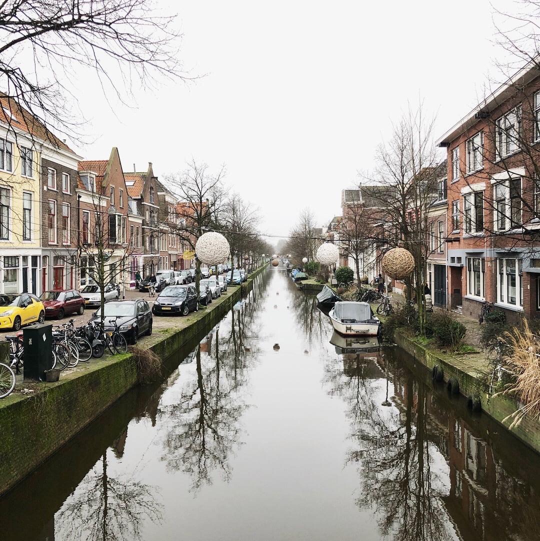 Amsterdam'dan Trene Atladım Geldim: Delft Gezi Notları