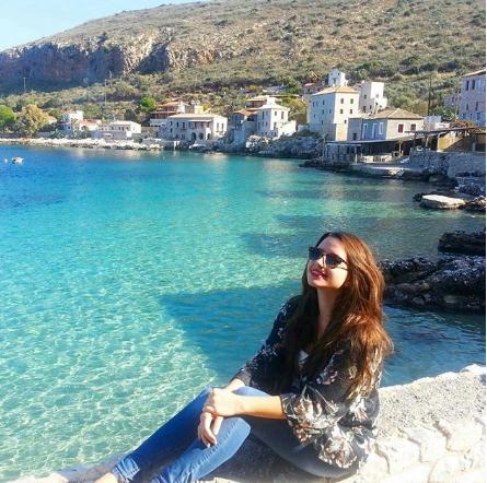 İlham Veren Kadınlar Serisi – Suyun Öte Yakası ile Atina'da Yaşam Üzerine