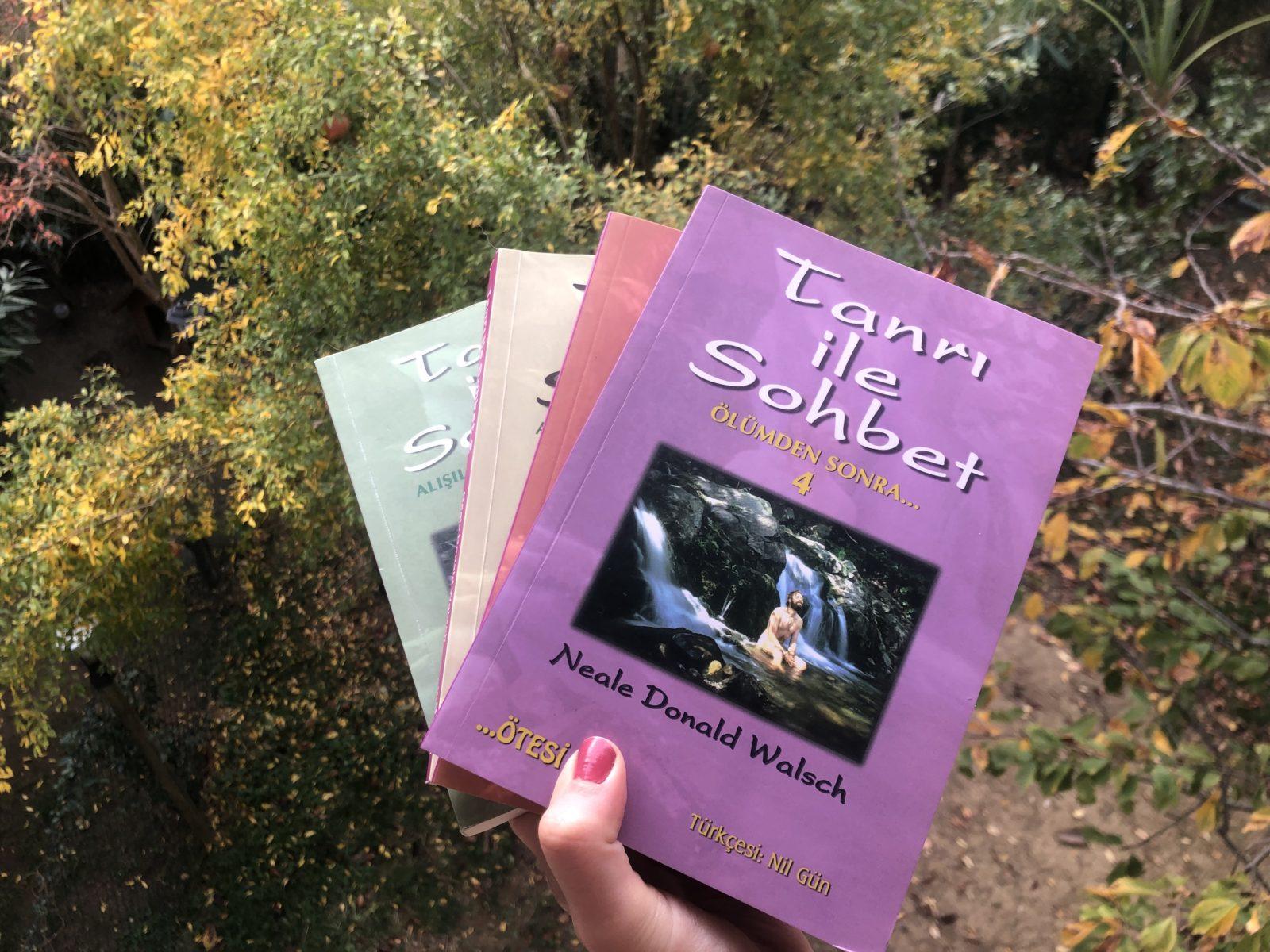 Kitap Önerisi: Tanrı ile Sohbet – Alışılmadık Bir Diyalog