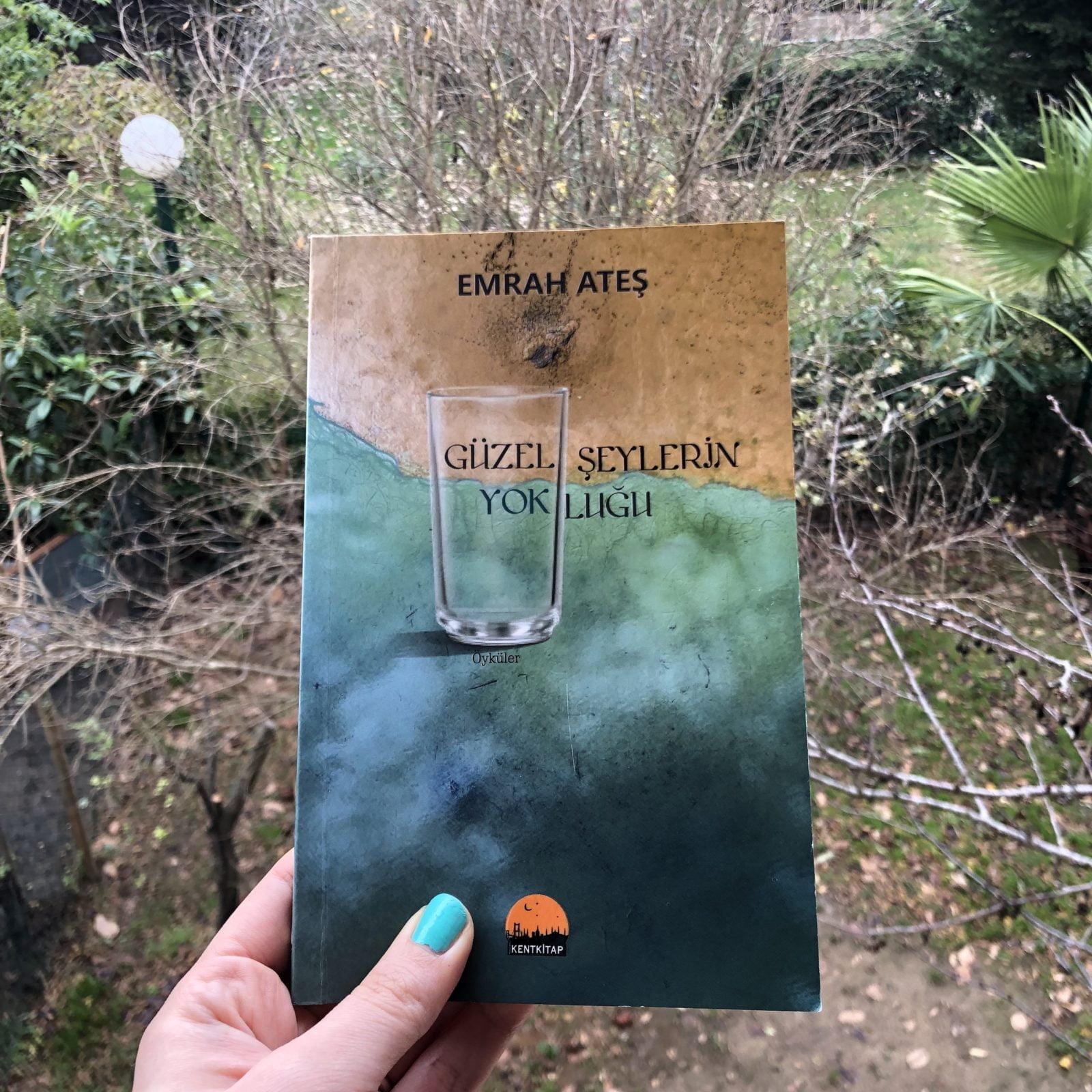 Kitap Önerisi : Güzel Şeylerin Yokluğu