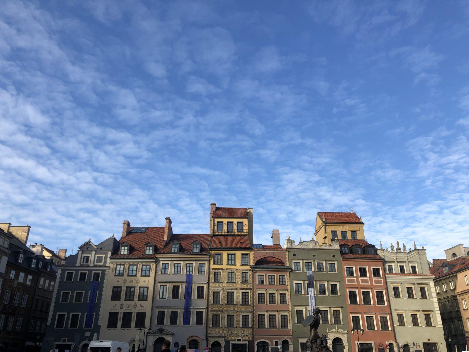 Başta Soğuk Ama Girince Alışıyorsun: Varşova Gezi Rehberi