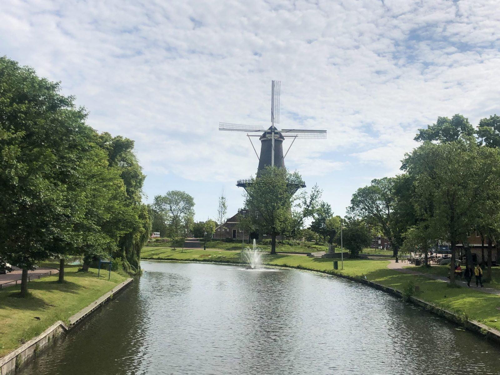 Amsterdam'dan Trene Atladım Geldim: Leiden Gezi Notları