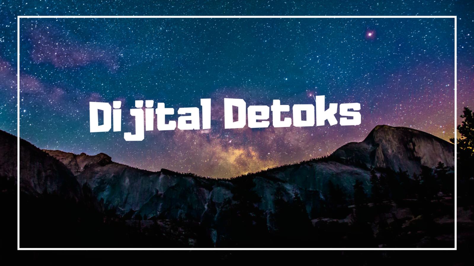 Kendime Bir Ay İzin: Dijital Detoks Deneyimim
