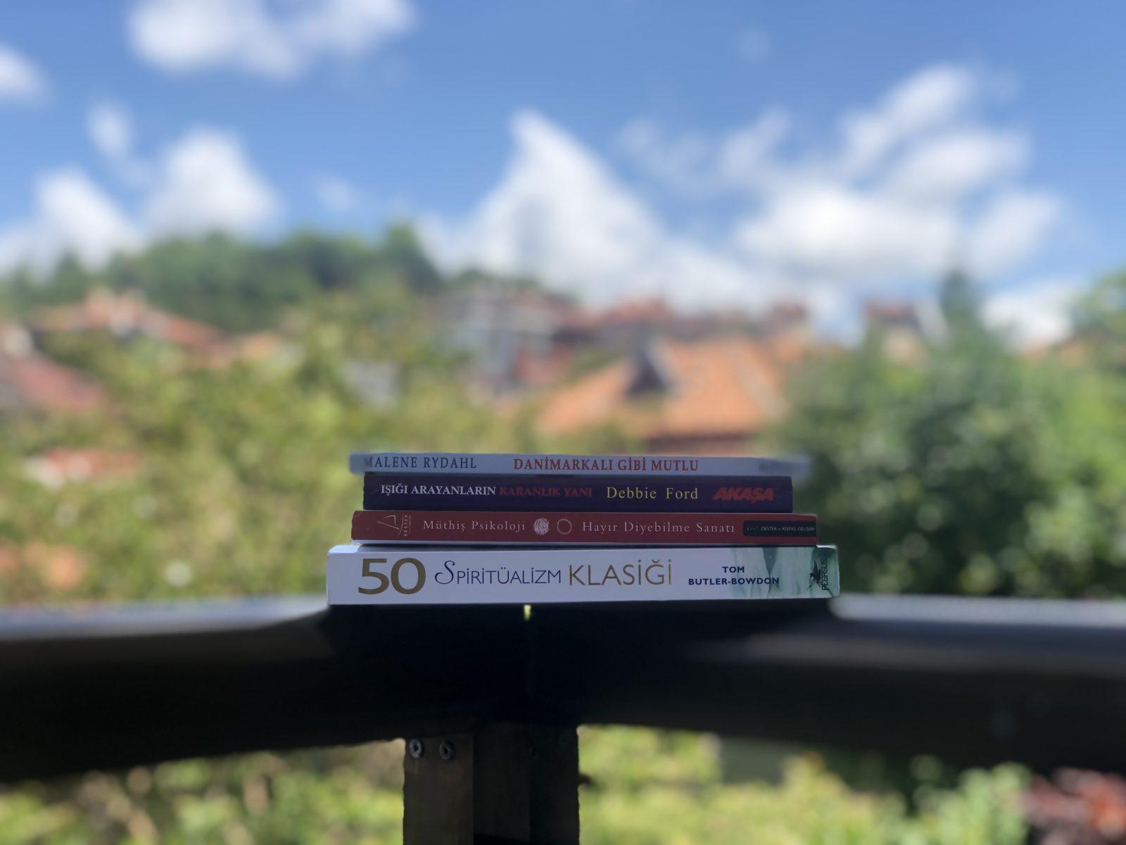 Haziran Ayında Okuduğum & Sevdiğim Kitap Önerileri