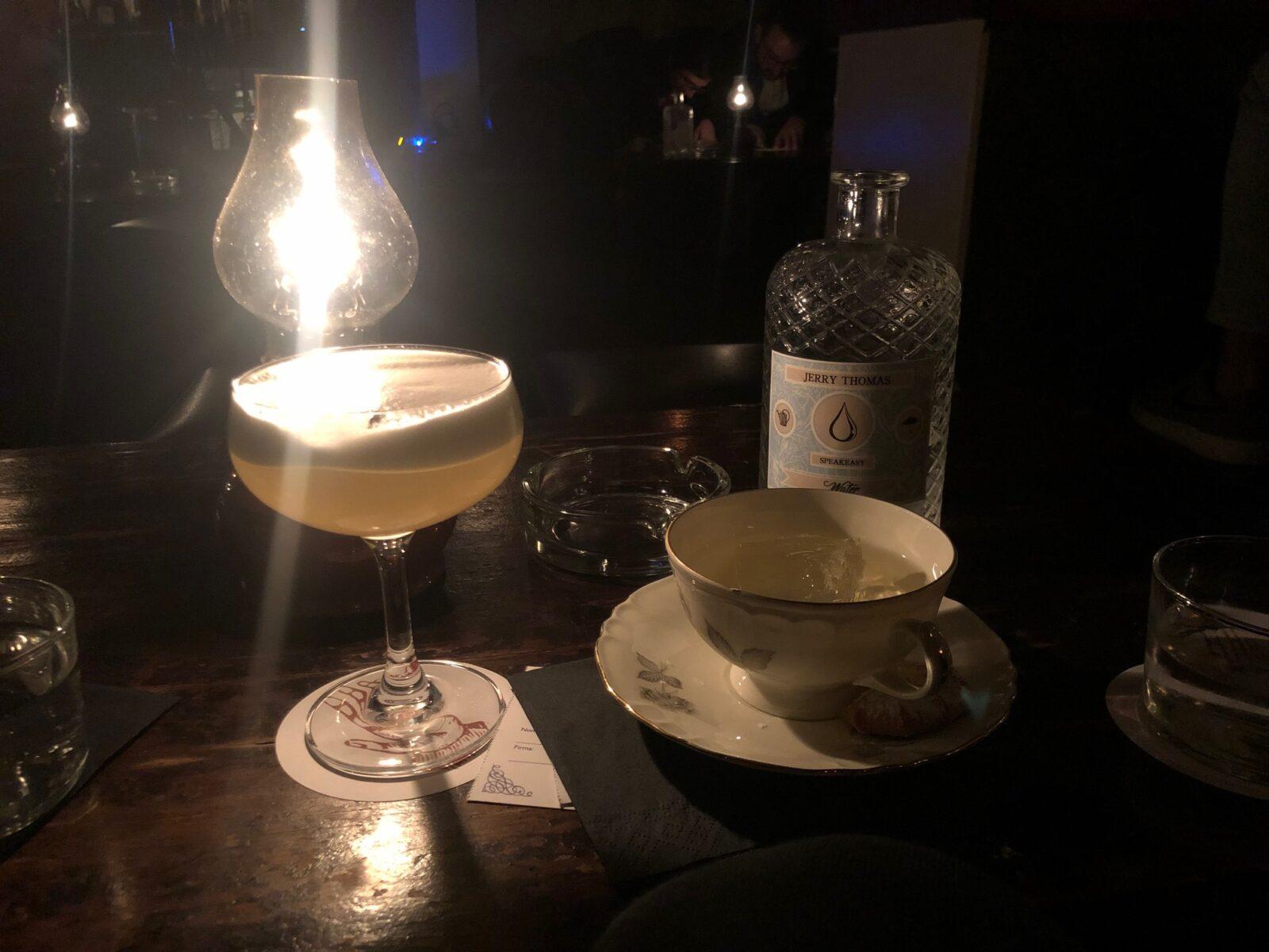 Avrupa'dan En Favori Kokteyl ve Speakeasy Bar Listem